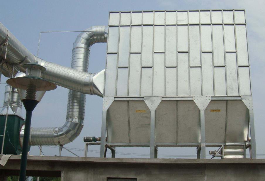 PPC型氣箱脈沖除塵器